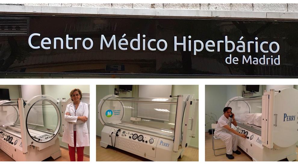 Centro Médico Hiperbárico de Madrid